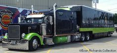 Cool Semi-Trucks | Custom Semi Trucks: Photo Gallery of Cool Big Rig Iron
