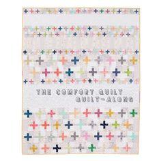 Then Comfort Quilt - Quilt-Along with Amy Ellis