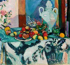 Matisse and a collector's whim — FT. 'Blue Still Life', 1907.