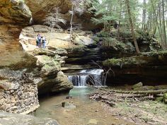 10 Great Hikes in Ohio.