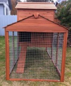 Chicken Coop-awesome design