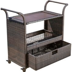 Kerwin Patio Bar Cart   Joss & Main