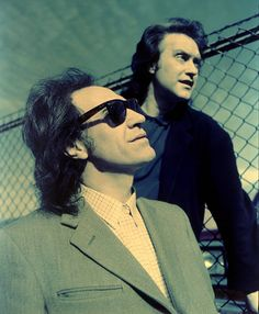 Ray and Dave Davies of The Kinks
