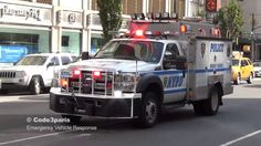 NYPD Police Emergency Services Unit ESS 1