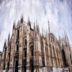 Urban Landscapes – 18 paintings by Valerio D'Ospina