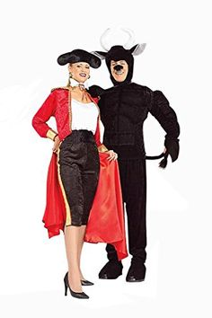 Forum Novelties Women's Totally Twosomes Lady Matador Costume