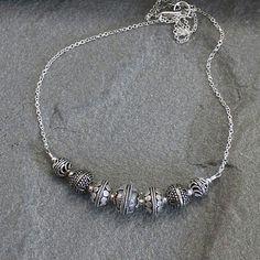 #Repost @lindseysilberman  Bali Bliss Necklace  #sterlingsilver #oxidized #silvernecklace #silverjewelry #etsy #etsyshop #ooak #sterlingnecklace #accessories #fashion #style #boho #bohostyle #bohojewelry #handmadejewelry #adornment #balinese #balance #bliss #artisanmade #shopsmall