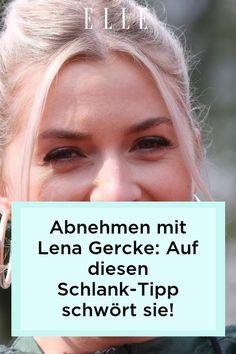 Habt ihr euch auch schon immer gefragt, wie Lena Gercke so schlank bleibt? Jetzt hat sie ihren Tipp zum Abnehmen und für eine gute Ernährung verraten. #beauty #haut #hautpflege #skincare