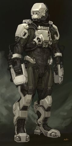 Some mecha class suits are just a bit shy of being mecha.   http://all-images.net