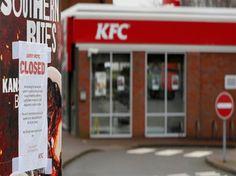 Tavuk Bitti: KFC İngiltere'deki Restoranları Kapattı #BrandingTürkiye #Haberler #KFC #TAvukBitti #İngiltere #FastFood #BurgerKing #Pazarlama #RealTimeMarketing