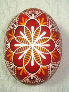 ukrán hímes tojás