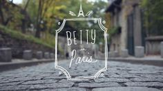 This short film, Betty Explores Paris, is delightfully inspiring. Yes. Yes. Yes.          An Olive Us production (http://oliveus.tv) Filmed and edited by Tiger in a Jar (http://tigerinajar.com) Music by Luke Williams (http://lukewilliamsmusic.com), Illustration by Merrilee Liddiard (http://mermag.blogspot.com). Olive Us title music by Geoff Groberg (http://geoffgroberg.com)