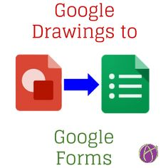 In Google Forms you may want to ask students a question that requires a visual answer. Google Forms limits student responses to text submissions. Google Drawings allow students to draw and model th...