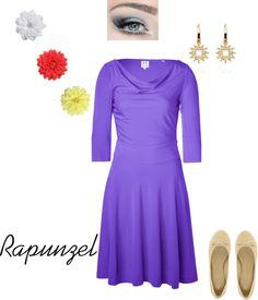 """Disney Rapunzel"" by ballerinamomo on Polyvore"
