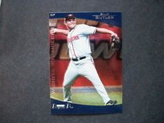 2006 Tristar Prospects Plus #51 Billy Butler Royals NM/MT