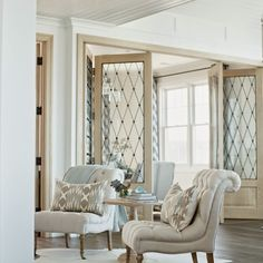 House of Turquoise: Owens and Davis LOVE these doors
