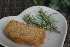 Sneetje-lijnzaadbrood