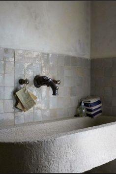More About Rustic Attic Bathroom