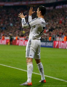 Ronaldo ROAD TO LISBON Real Madrid Champions League
