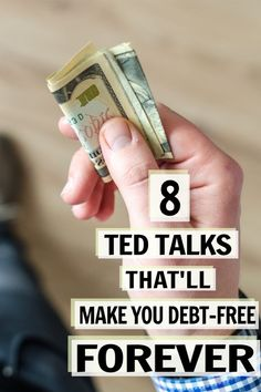 These financial TED talks contain great money saving on becoming debt free! I'm happy I found these money TED talks that will change your life! Now I have some great money tips and ways to become financially free. Budgeting Finances, Budgeting Tips, Money Tips, Money Saving Tips, Money Budget, Managing Money, Groceries Budget, Ways To Save Money, Memes Gretchen