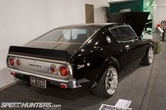 '75 Datsun 240K GT (aka Nissan Skyline Kenmeri) :: 455whp courtesy of a fully-built RB30 engine