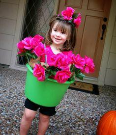 Disfraces de Carnavales Originales para bebés y niños / Fantasias deCarnaval divertidas para bebês e crianças / Babies and kids DIY costumes flowers
