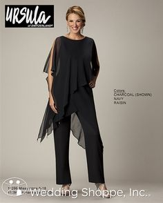 New Black Mother Of Bride Pant Suits Jewel Neckline Cheap Wedding Guest Dress With Sleeves Tiered Chiffon Mothers Dresses Bride Gowns, Bridal Dresses, Party Dresses, Lounge Dresses, Formal Dresses, Pageant Dresses, Beach Dresses, Summer Dresses, Fall Dresses