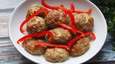 meatballs from the oven / kotlety mielone z piekarnika