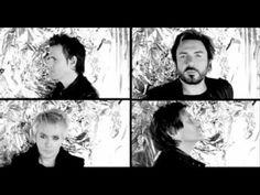 Blame the machines. Duran Duran