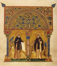ВИЗАНТИЯ В КАРТИНКАХ - Византийские миниатюры