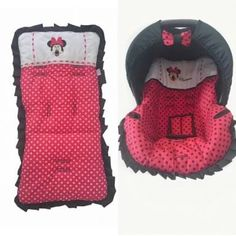 forro para bebe conforto - Buscar con Google Baby Girl Car, Baby Shawer, Baby Momma, Baby Kids, Baby Sewing Projects, Sewing For Kids, Baby Girl Boutique, Baby Necessities, Baby Cover