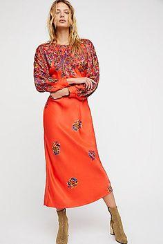 Clarity Midi Dress