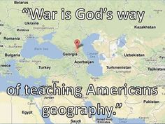 Sad but true. What's a Chechnya?