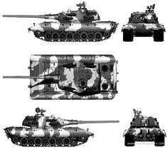E 100 Tiger III Tank