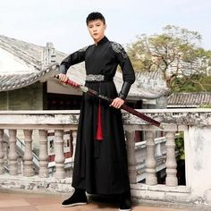 Ancient Traditional Hanfu Costume
