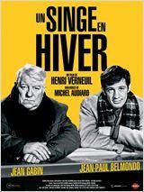 Un singe en hiver - de Henri Verneuil (1962) Avec Jean-Paul Belmondo, Jean Gabin, Noël Roquevert ...