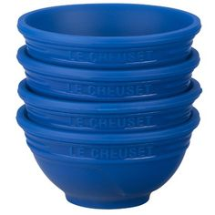 Le Creuset Pinch Bowl in Marseille (Set of 4)