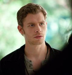 """Klaus' sexy accent...he's from Wales....that's y he sounds so sexy saying """"sweetheart""""... Luv it!"""