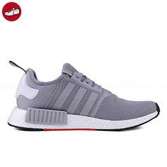 adidas herren schuhe sneaker nmd r1 primeknit weiß 42 2 3