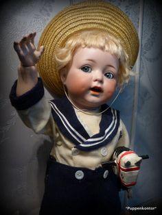 Die 70+ besten Bilder zu Antik Puppen   antike puppen