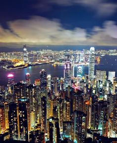 Hong Kong is an exhilarating city of contrasts between old and new