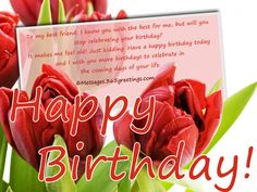 Inspirational Birthday Messages Messages, Greetings and Wishes - Messages, Wordings and Gift Ideas