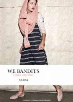 We Bandits  Theobaldgasse 14, 1060   Tue-Sat 12-19h