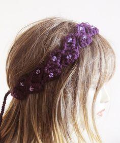 #etsy #handmade #headband #hairband #hair #crochetheadband #crcohet #hairaccessories #boho #bohemian