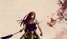Fairy Tail, Erza Scarlett, Anime Gifts, Darth Vader, Wallpaper, Fictional Characters, Lame, Sleeves, Flowers