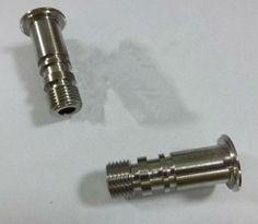 x1 New Titanium Ti Bolt M5x20mm Taper Torx T25 M5 20L Bicycle Screw US Seller