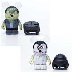 mickey and mouse vinylmation Japan