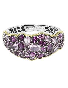 Love this Lagos ring. The current page doesn't have this one, but there are some great amethyst rings there!