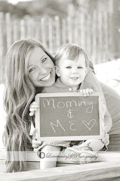 Adorable mommy & son  http://www.facebook.com/LCPhotographs