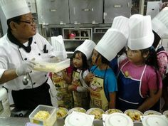 With Chef..